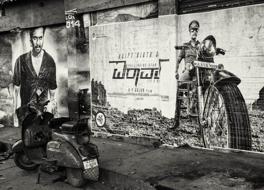 Bangalore Scooter