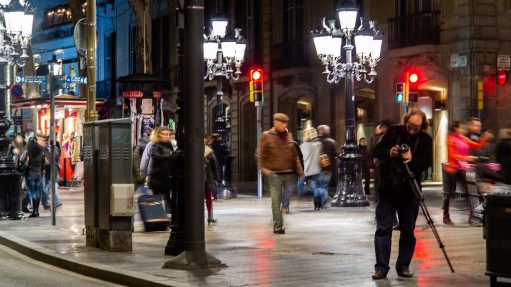 Barcelona Street Photographer