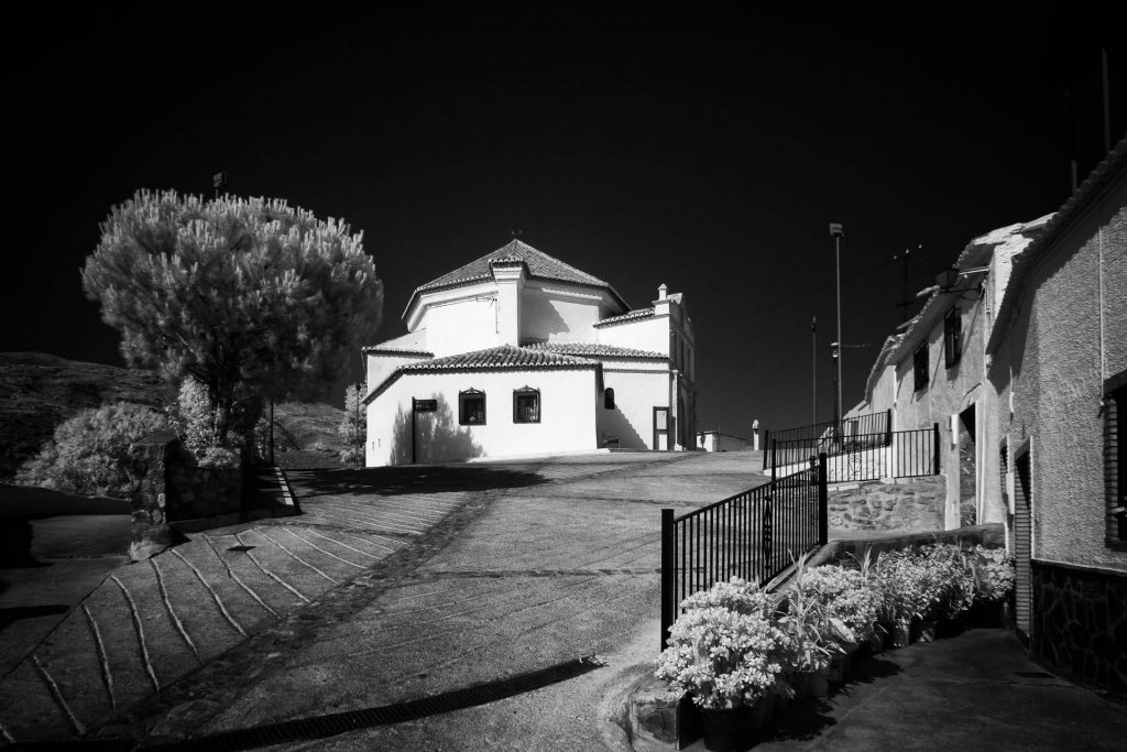 Ermitage de San Sebastian, Orgiva