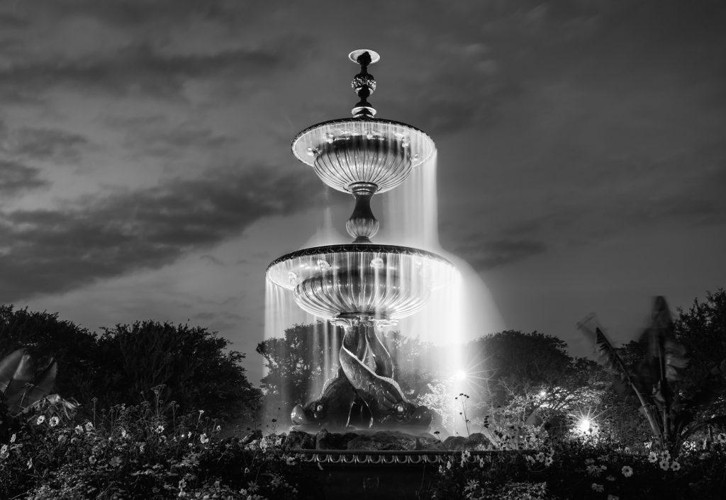 Old Steine Fountain Brighton