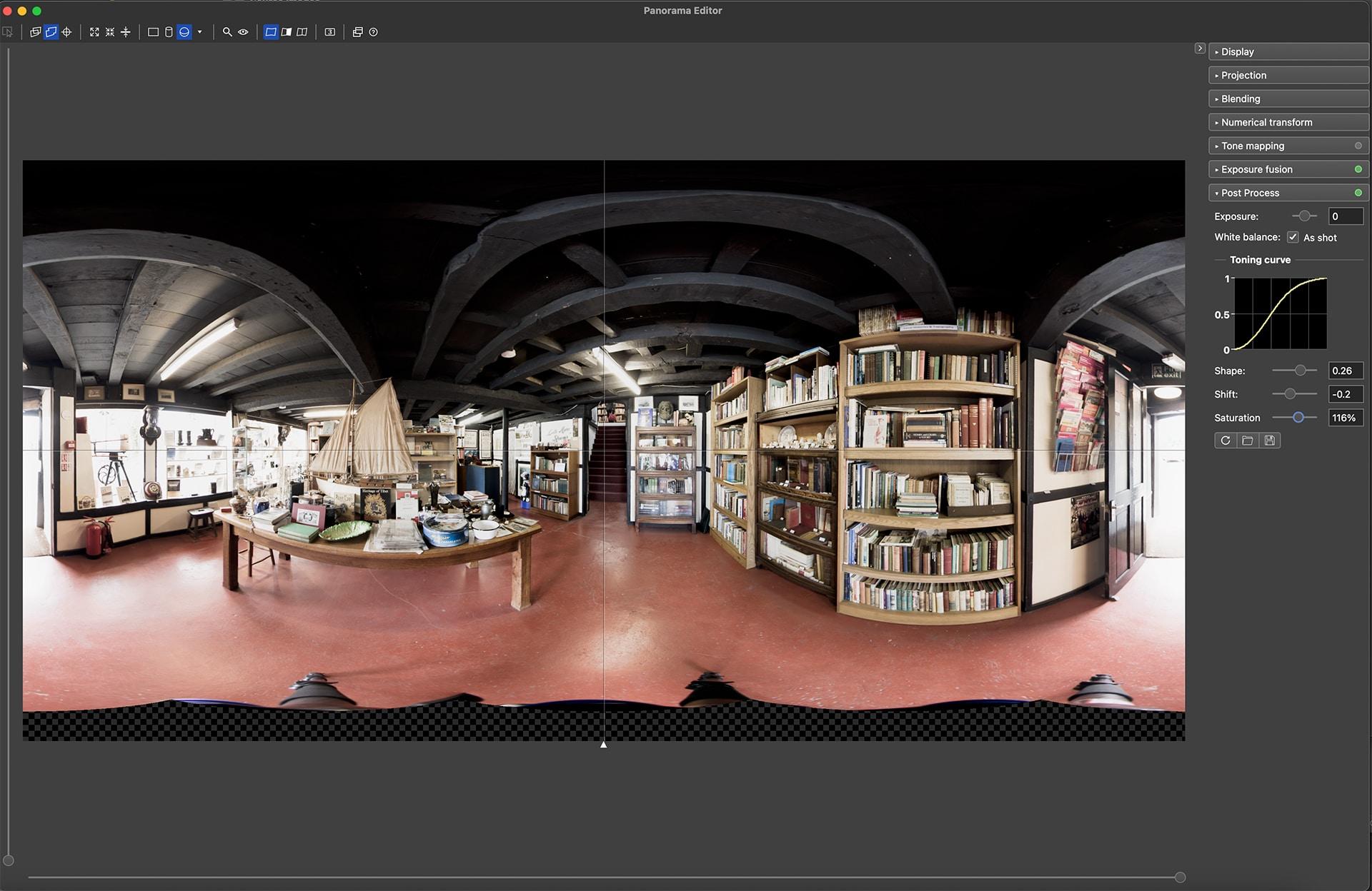 PTGui Panorama Editor